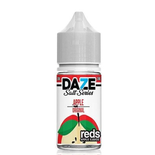 E-Juices - 7DAZE - (NIC-SALT) Apple 30ml