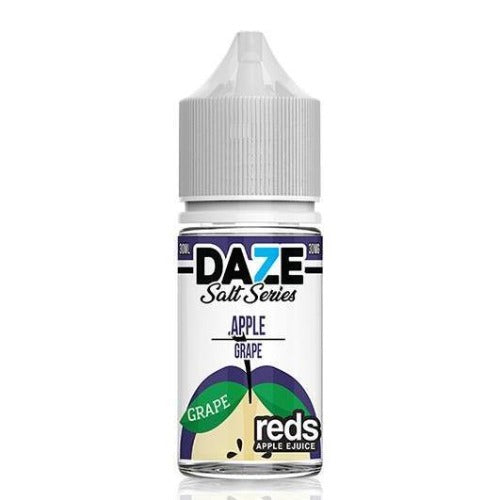 E-Juices - 7DAZE - (NIC-SALT)  Apple Grape 30ml
