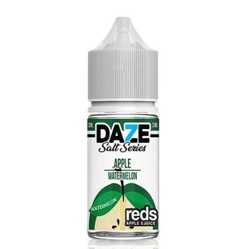 E-Juices - 7DAZE - (NIC-SALT)  Apple Watermelon 30ml