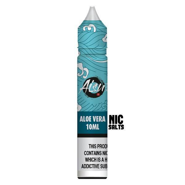 E-Juices - Aisu Nic Salt- ALOE VERA 10ml 20mg