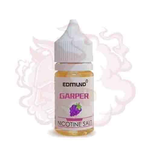 Edmund - 30ml 40mg Nic Salt E-juice Grape Flavour