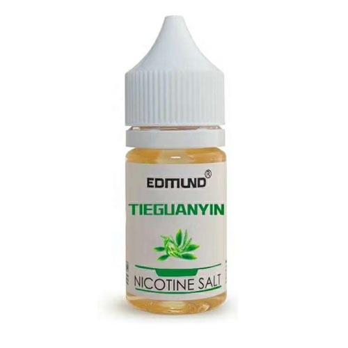 Edmund - 30ml 40mg Nic Salt E-juice Green Tea Flavour