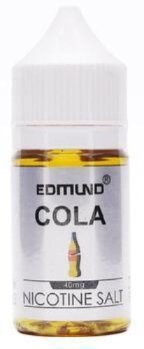 Edmund - 30ml 40mg Nic Salt E-juice Ice Cola Flavour