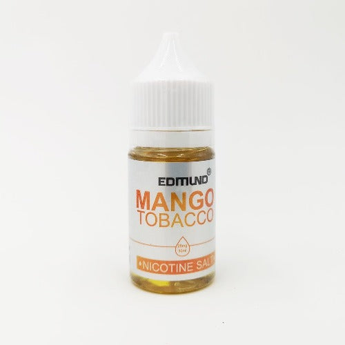 E-Juices - EDMUND MANGO TOBACCO (NIC-SALT) 30ML