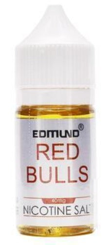Edmund - 30ml 40mg Nic Salt E-juice Red Bull Flavour