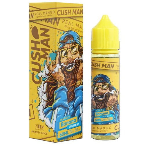 E-Juices - Nasty Cushman Series Banana 60ml