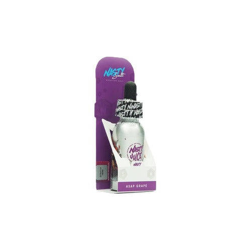 E-Juices - Nasty Salts – Asap Grape(NIC-SALT) 30ml