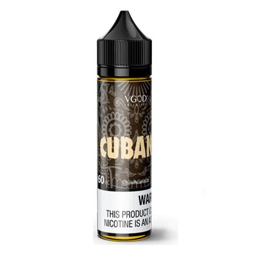 E-Juices - VGOD CUBANO 60ML