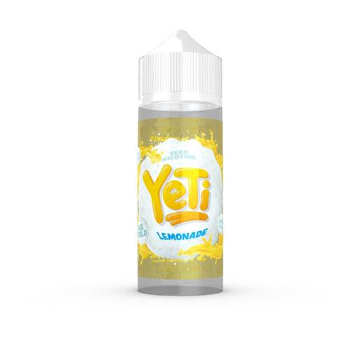 E-Juices - Yeti - Lemonade Flavour 100ml E-juice