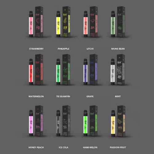 HEBAT - DISPOSABLE POD - 1000 Puffs