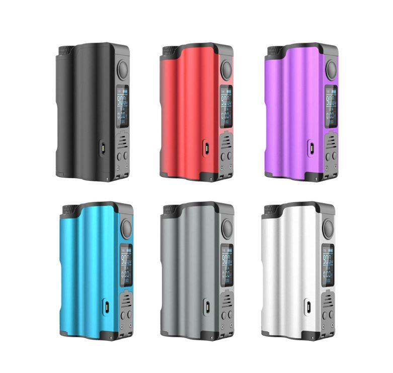 Mods & Kits - Dovpo Topside 90W Top Fill Squonk Mod 10ml