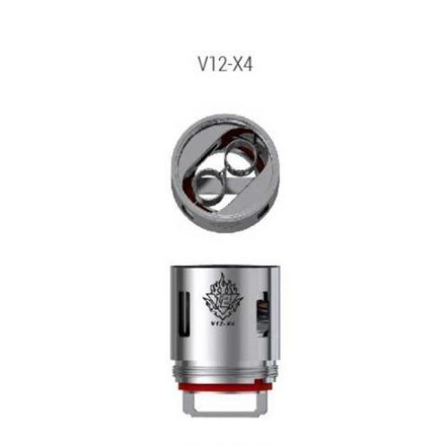 Replacement Coils - SMOK TFV12 X4 Replacement Coil 3pcs
