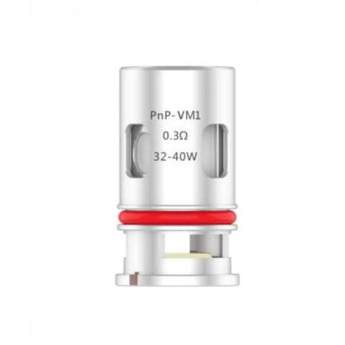 Replacement Coils - Voopoo - PNP Replacement Coils 5Pcs/Pack