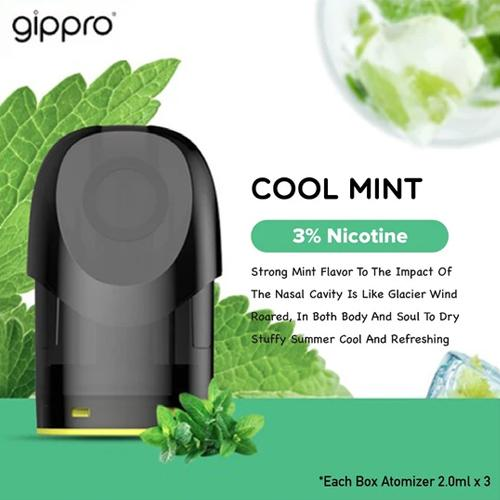 Replacement Pods - Gippro GP6 Replacement Pods