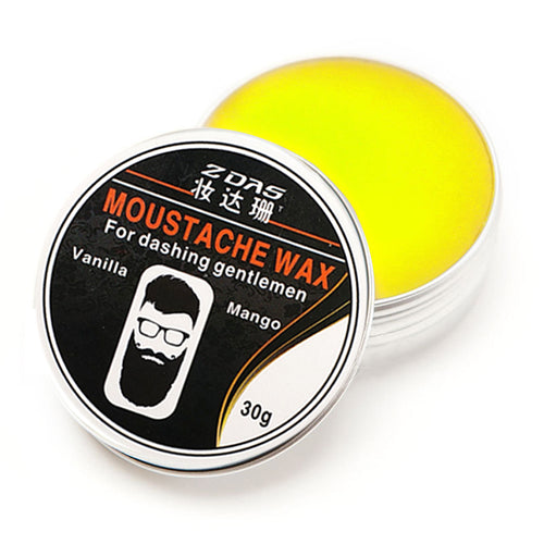 3 pcs Brand Natural Organic Beard Balm for Dashing Gentlemen Beard