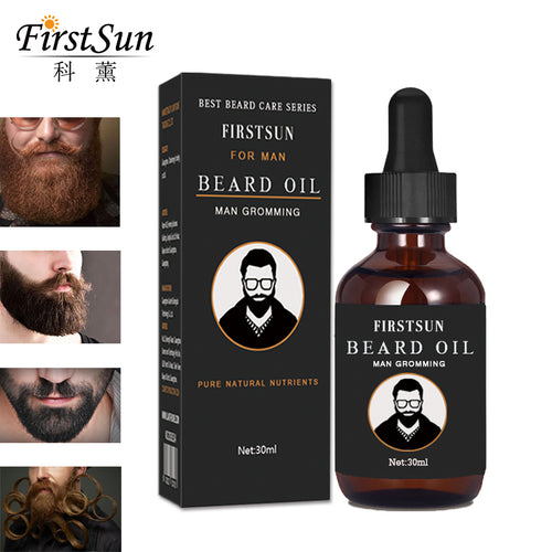 Beard Grooming Beard Growth Oil Men Organic Hair Growth Essence