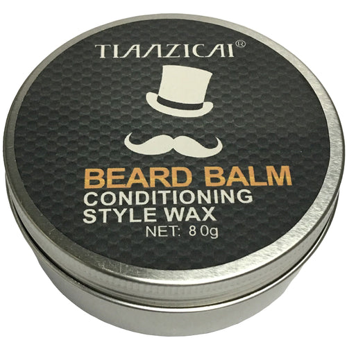 Beard Balm for Styling Moisturizing Grooming Smoothing Conditioner