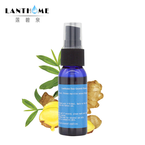 Anti Hair Loss Treatment Serum Ginger Extract Hair Regrowth