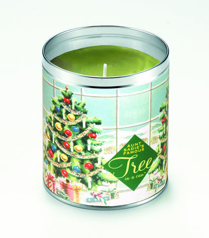 1960's Tree in a Can Scented Candle