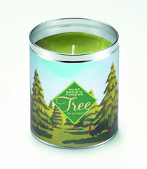 Everyday Tree-in-a-Can Candle