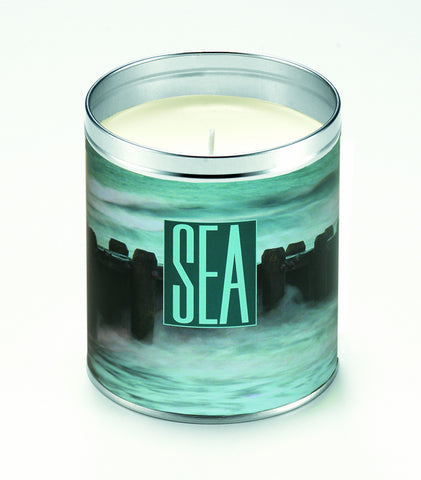 Panoramic Sea Candle