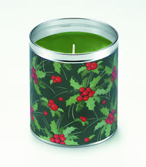 Jolly Holly Candle