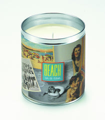 A Day At the Beach Candle