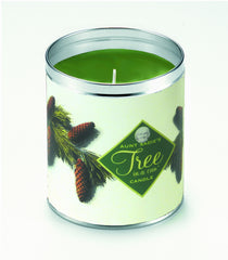 Pinecone Tree Candle