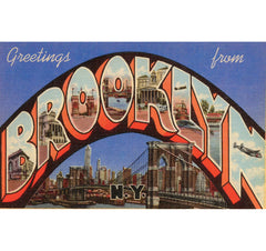 Greetings From Brooklyn Candle