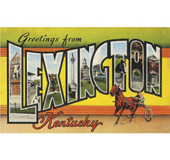 Greetings from Lexington Candle