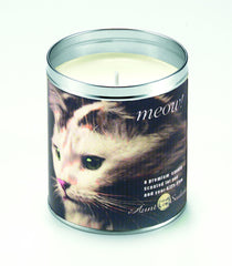 Meow! Candle