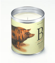 B is for Bacon Candle