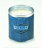 Blue Denim Candle