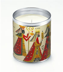 We Three Kings Candle