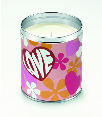 Mod Love Candle