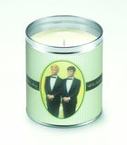 """Oh Happy Day"" Groom/Groom Candle"