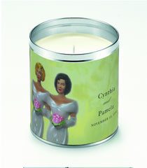 Personalized Bride & Bride Candle