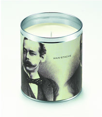 Man-Stache Candle
