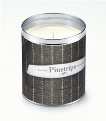 Pinstripe Candle