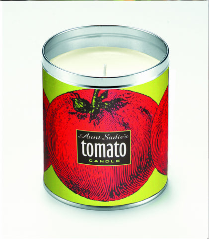 Big Red Tomato Candle