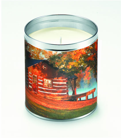 Autumn Cabin Candle