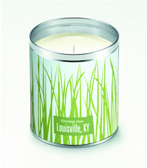 Kate's Grass Candle