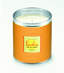 Sunshine Stripes Candle