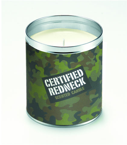 Certified Red Neck Candle