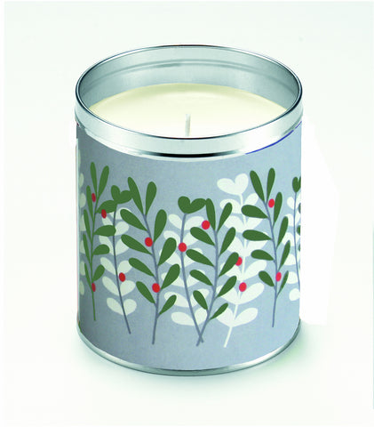 Kate's Nordic Red Berries Candle