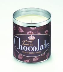 Chocolate Scented Candle