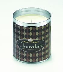 Chocolate Harlequin Candle