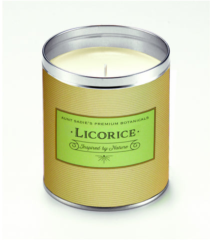 Apothecary Licorice Candle