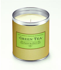 Apothecary Green Tea Candle