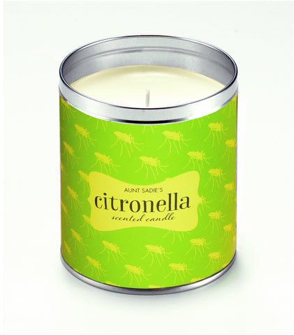 Mosquitoes Citronella Candle